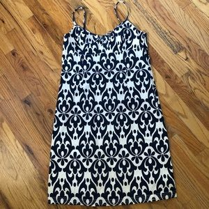 Tommy Hilfiger blue and  white sun dress